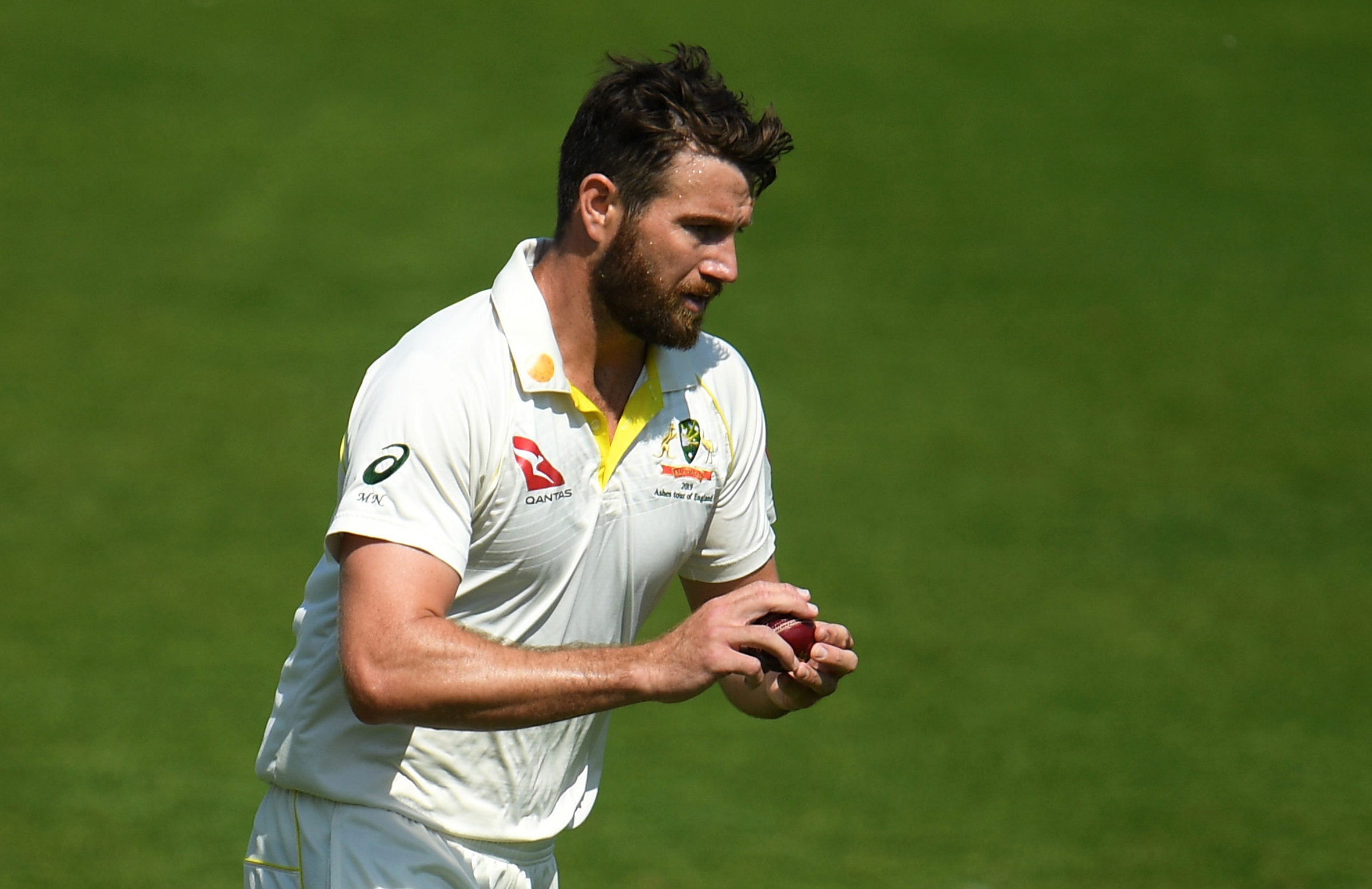 Neser took 33 Sheffield Shield wickets at 23.03 last summer // Getty