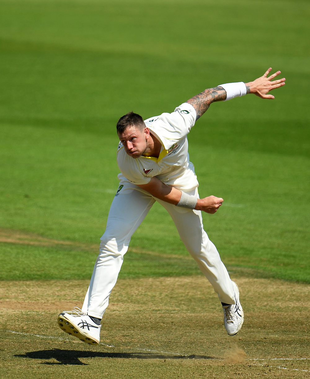 Pattinson is primed for his first Test since 2016 // Getty