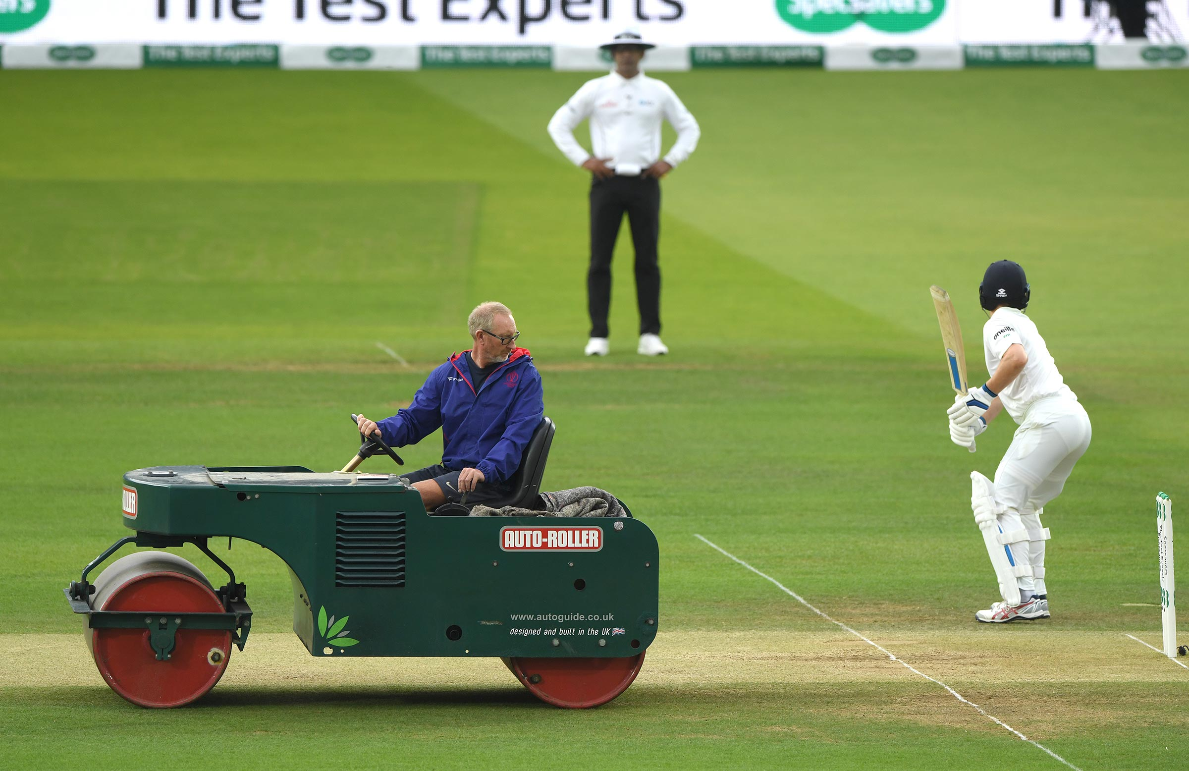 There will be plenty of attention on the Lord's pitch next week // Getty