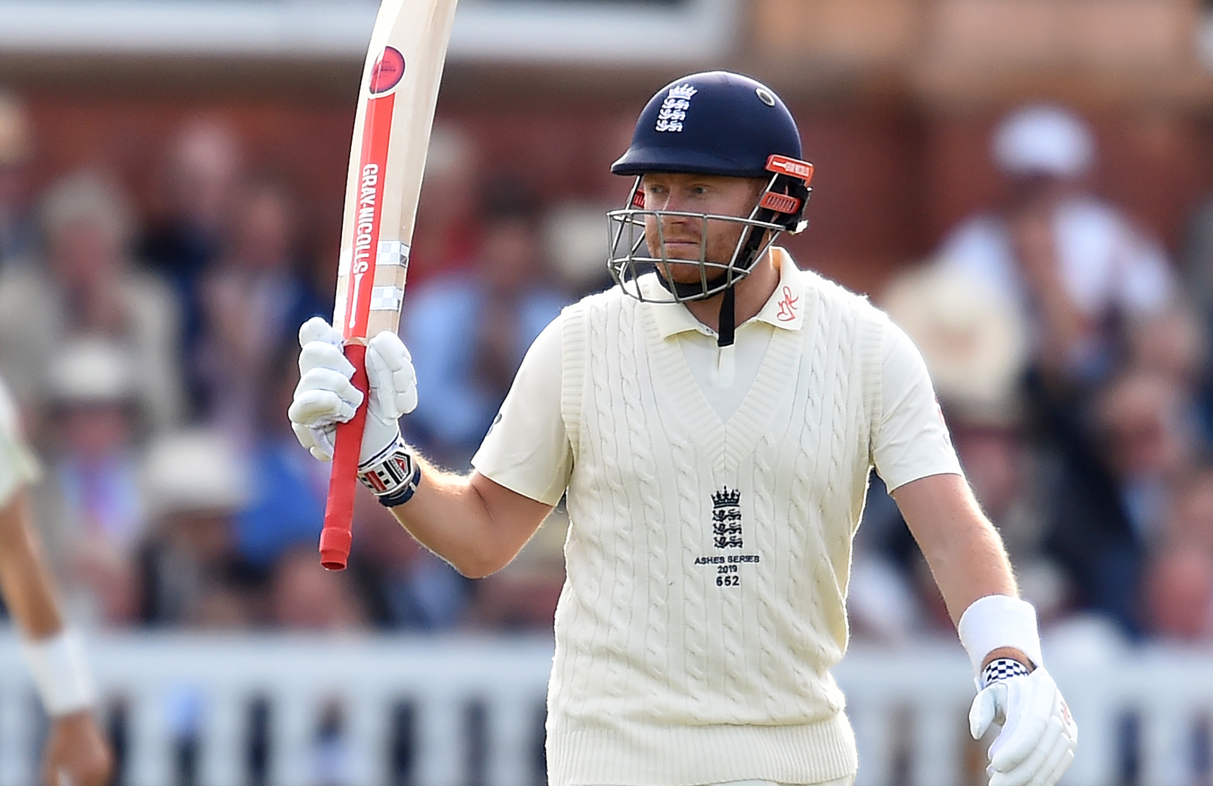 Bairstow struck England's second half-century of the innings // Getty