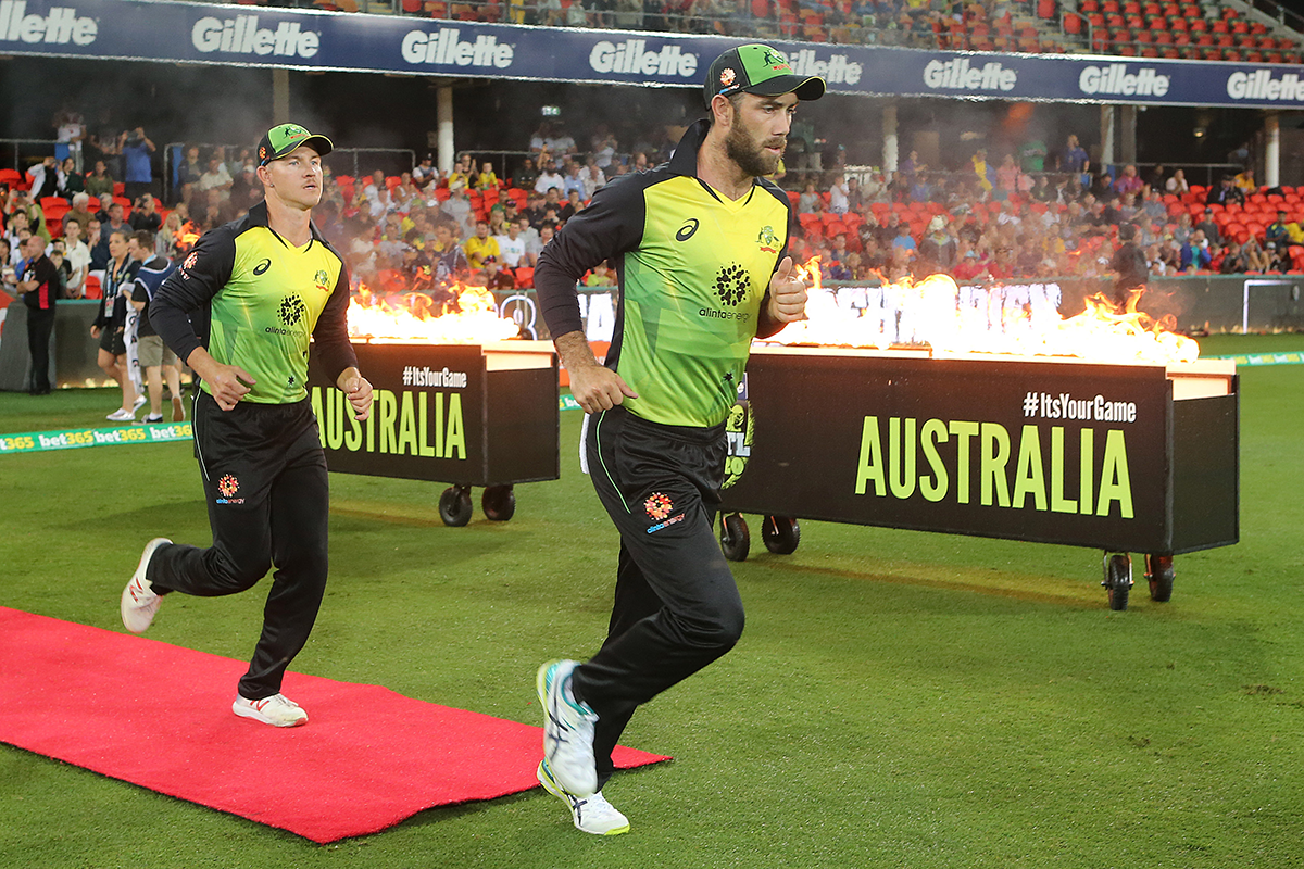Australia will play T20s against Sri Lanka and Pakistan // Getty