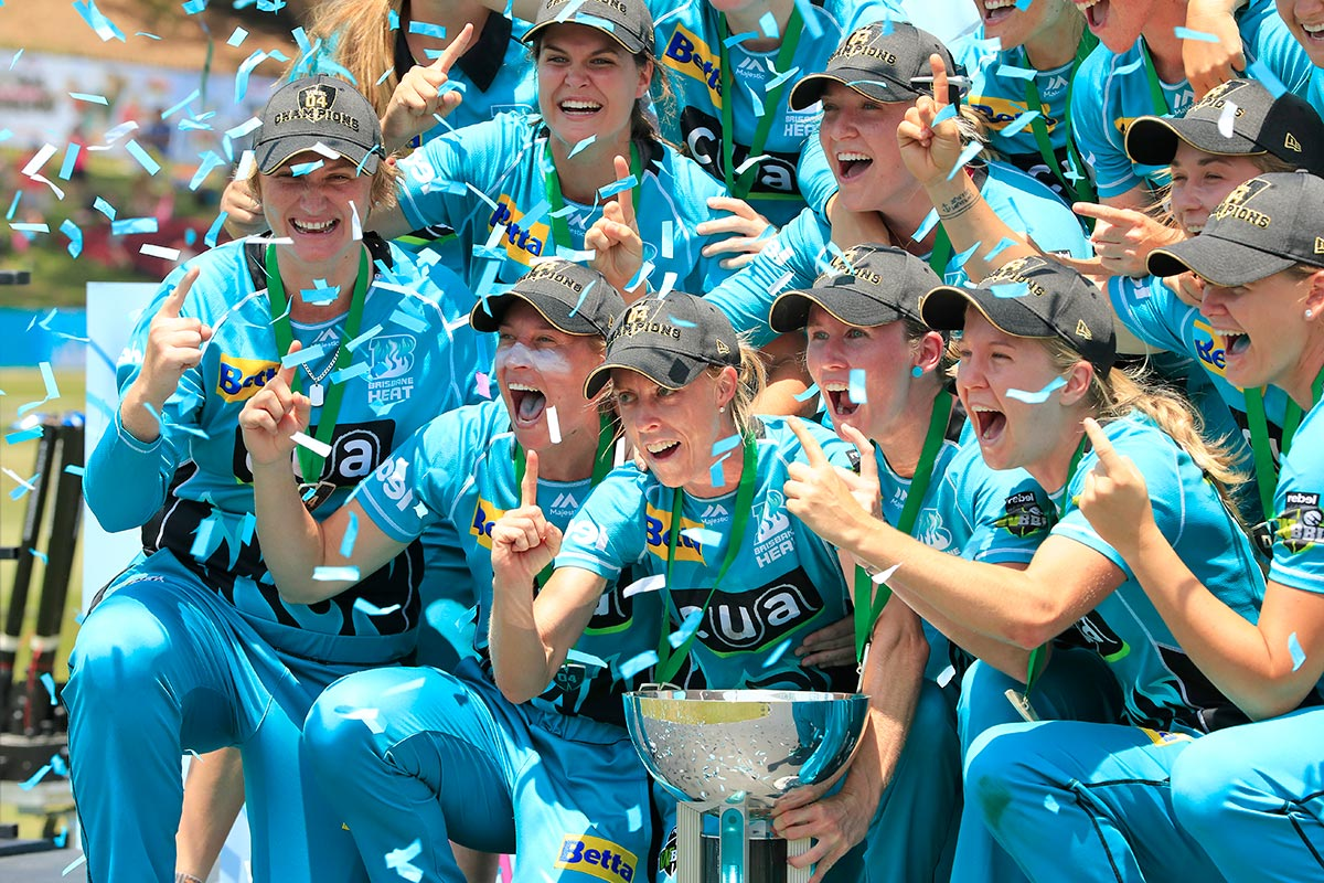 The WBBL will be a standalone event this summer // Getty
