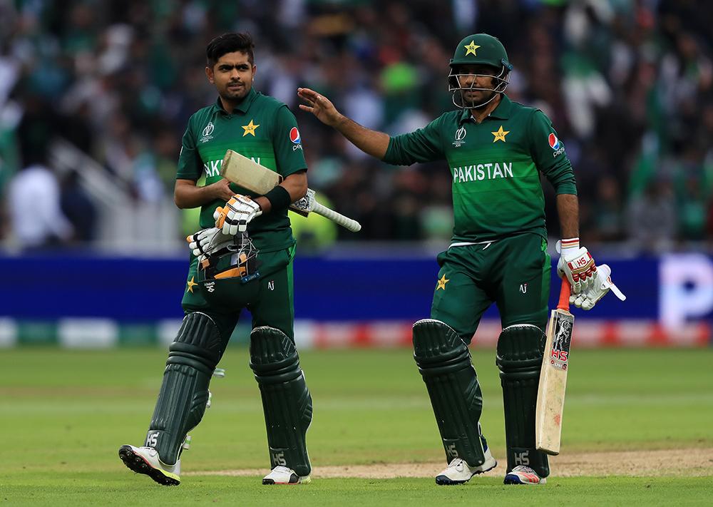 Babar Azam will replace Sarfaraz as Pakistan's T20 captain / AAP
