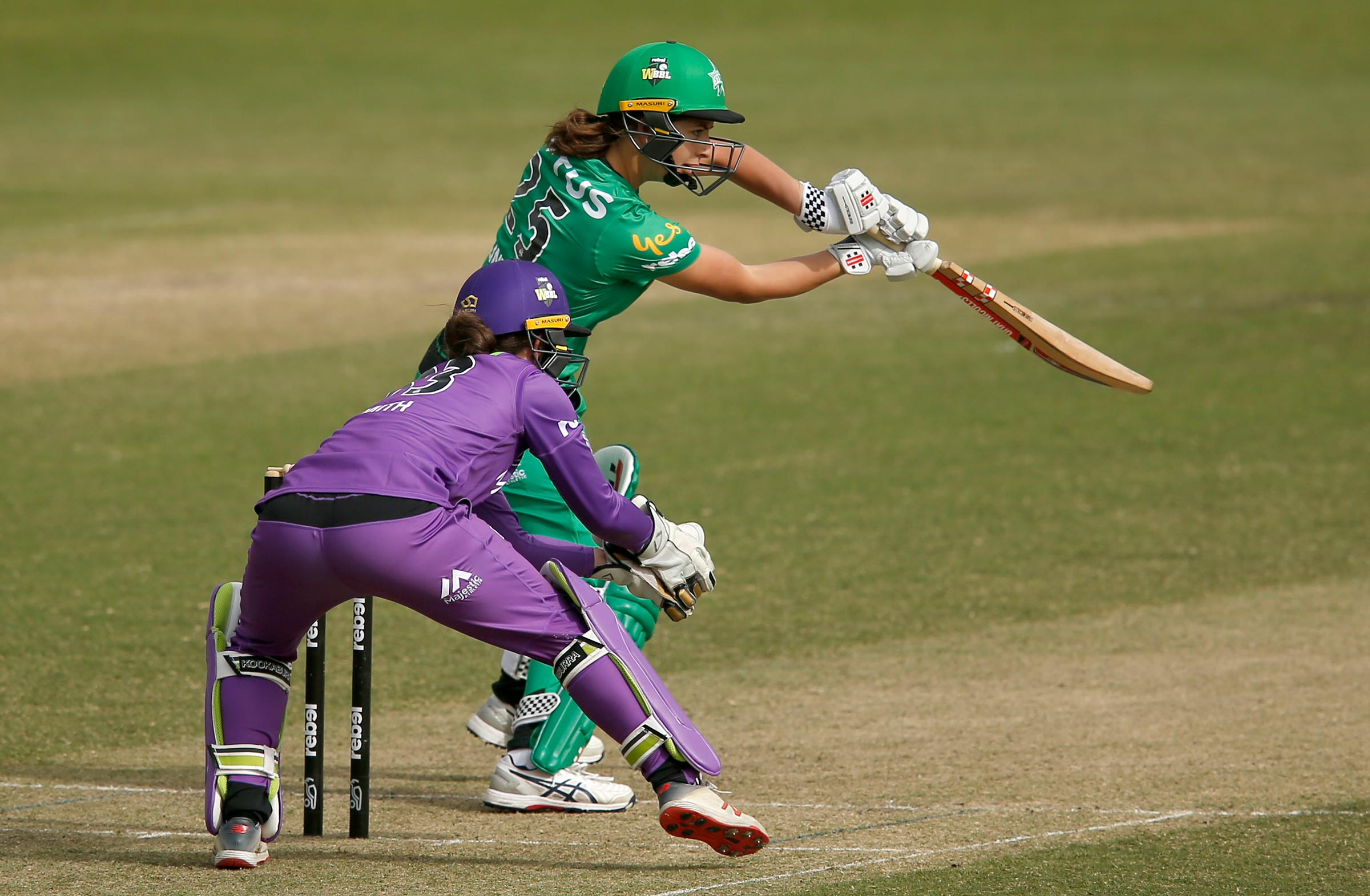 Tess Flintoff impressed for the Melbourne Stars // Getty