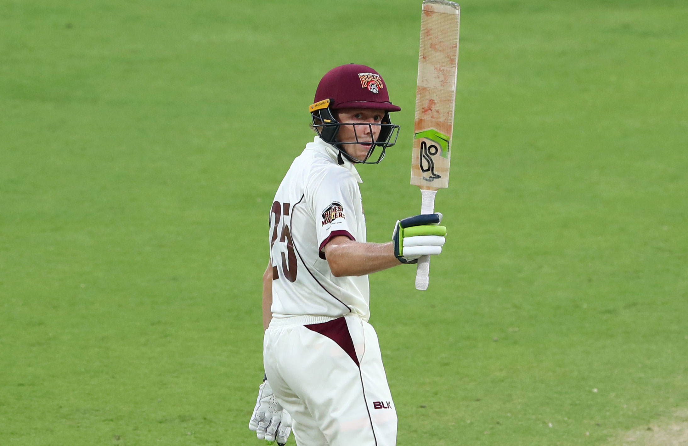 Street celebrates a half-century for Queensland // Getty Images
