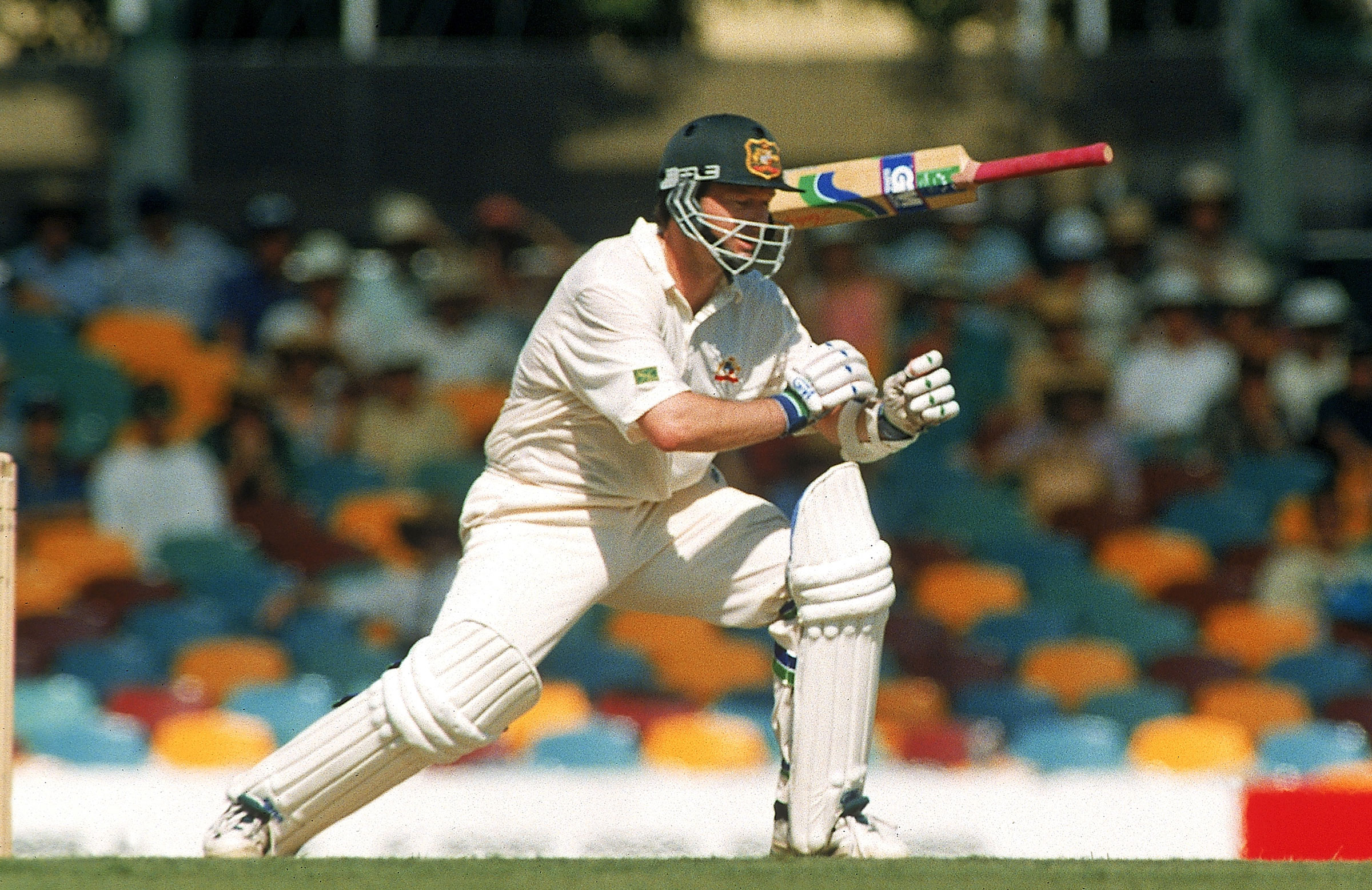 Steve Waugh hit a brilliant century against Pakistan in 1995 // Getty Images