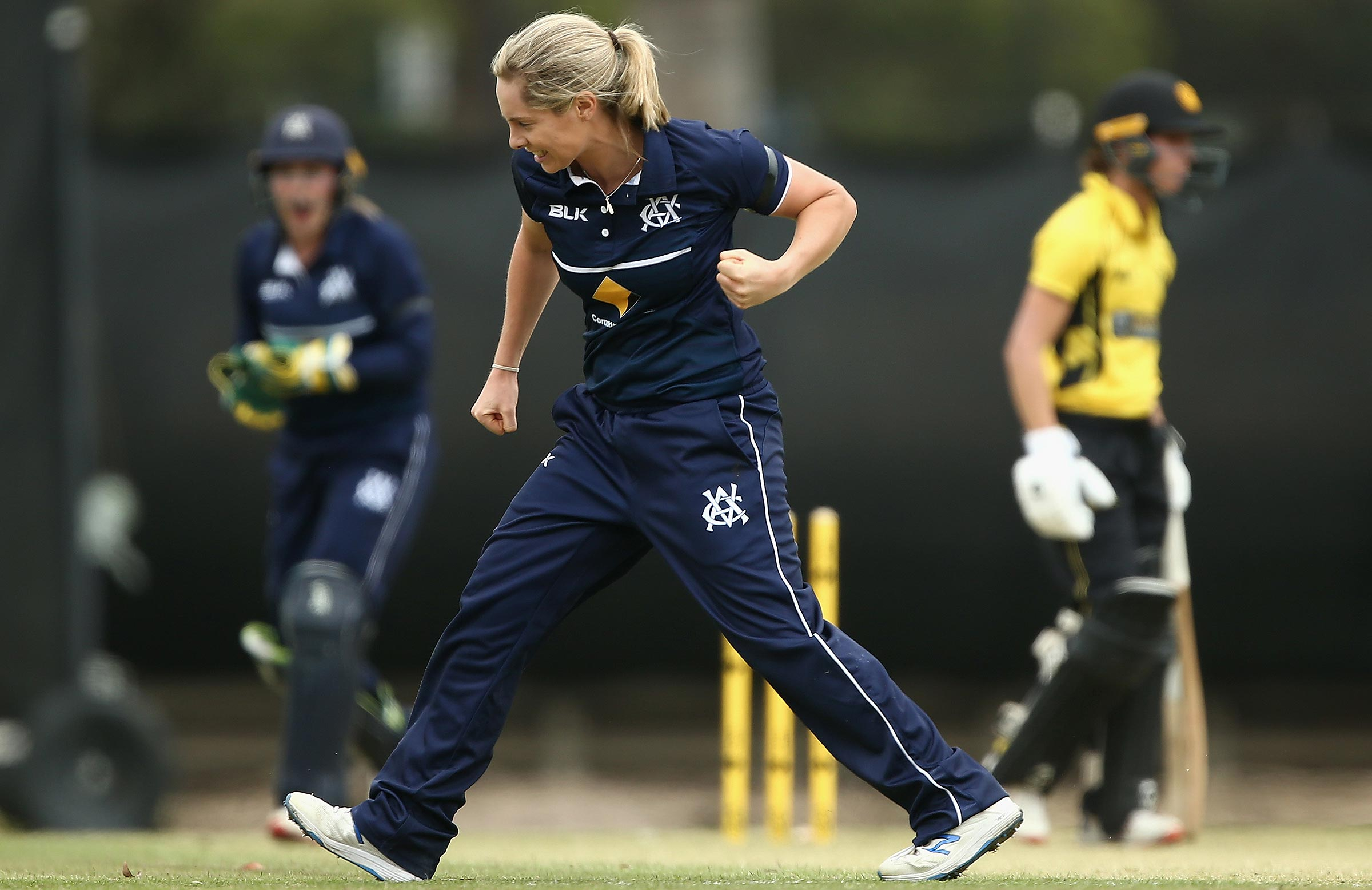 Sophie Molineux impressed on return for Victoria last week // AAP