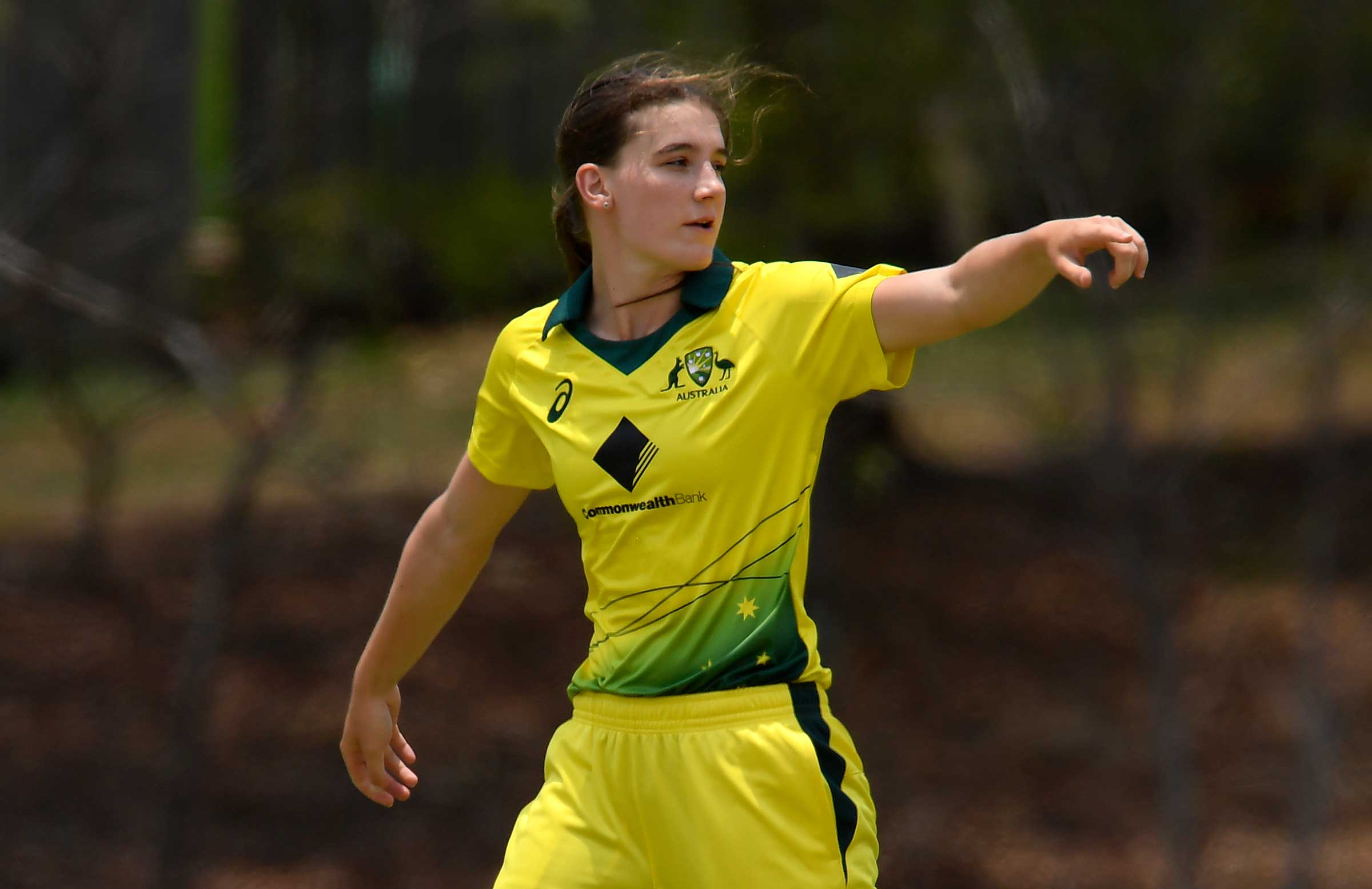 Sutherland impressed with Australia A in December // Getty