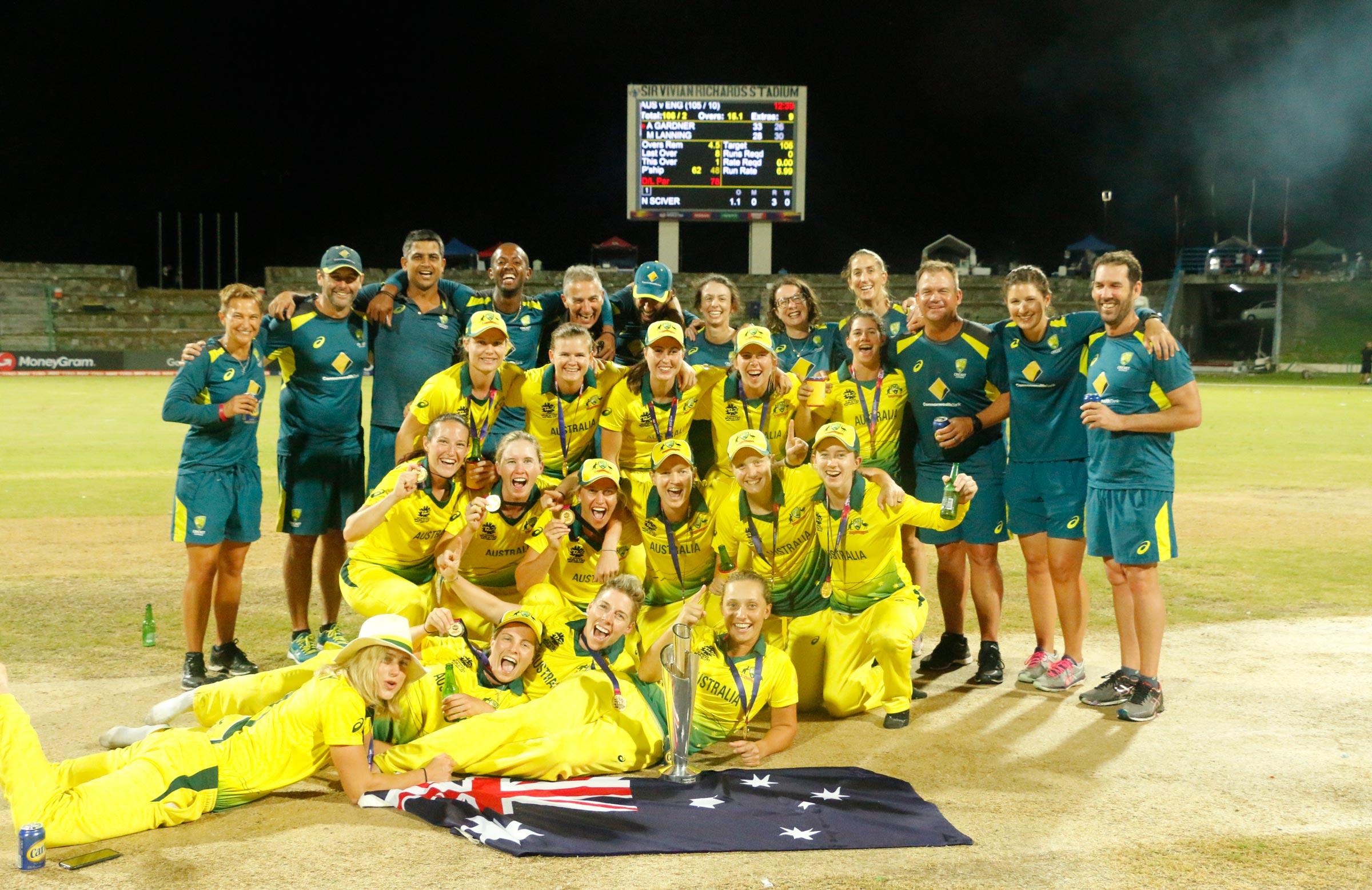 Triumph in Antigua // Cricket Network