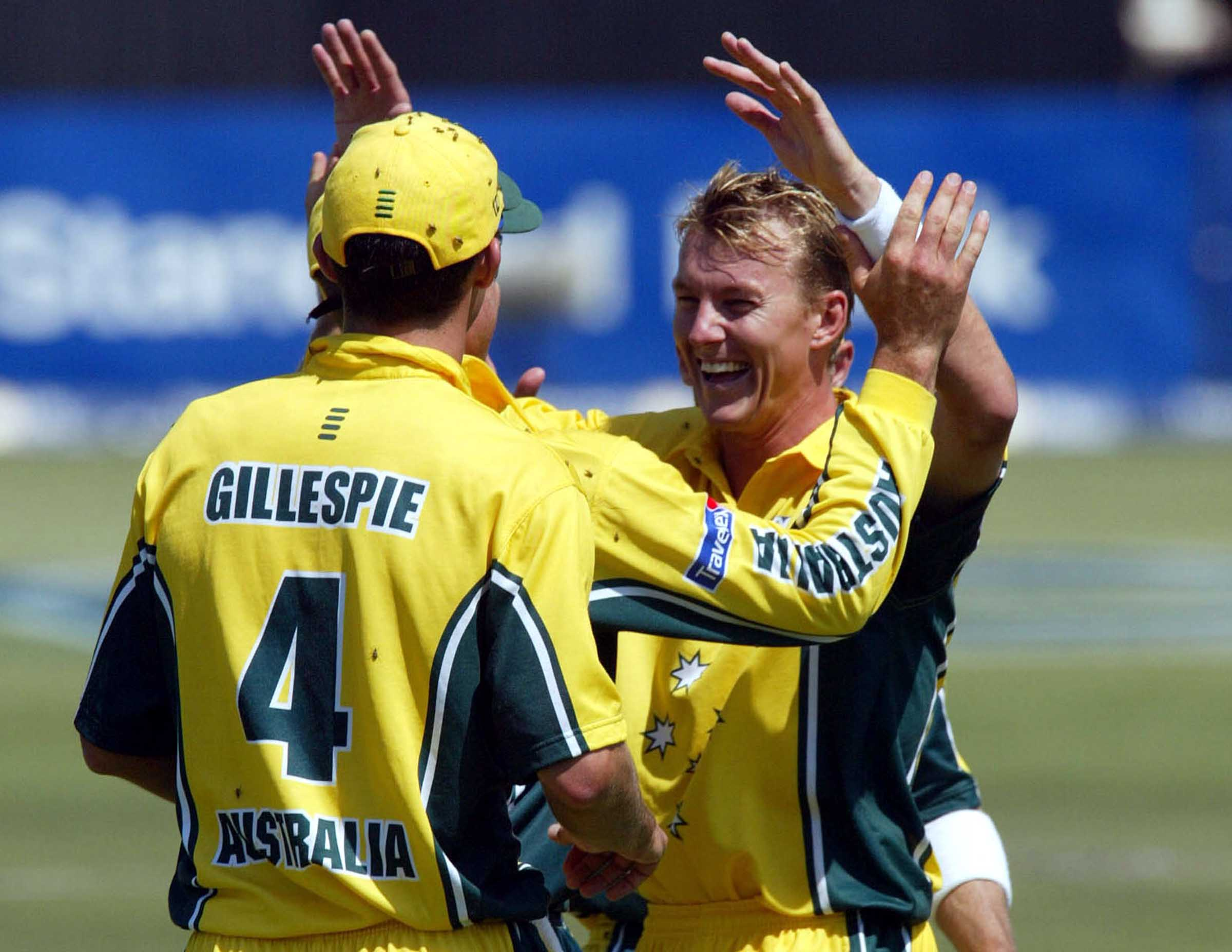 Brett Lee came into his own as an ODI bowler in 2002 // Getty
