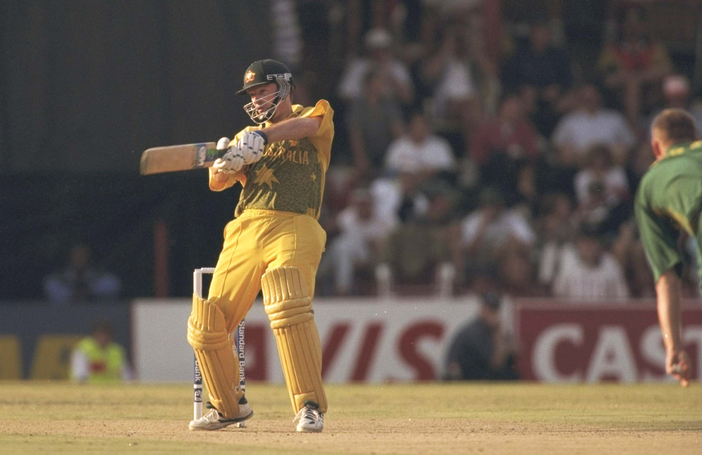 Steve Waugh has taken charge in what is a new era for Australia's ODI side // Getty