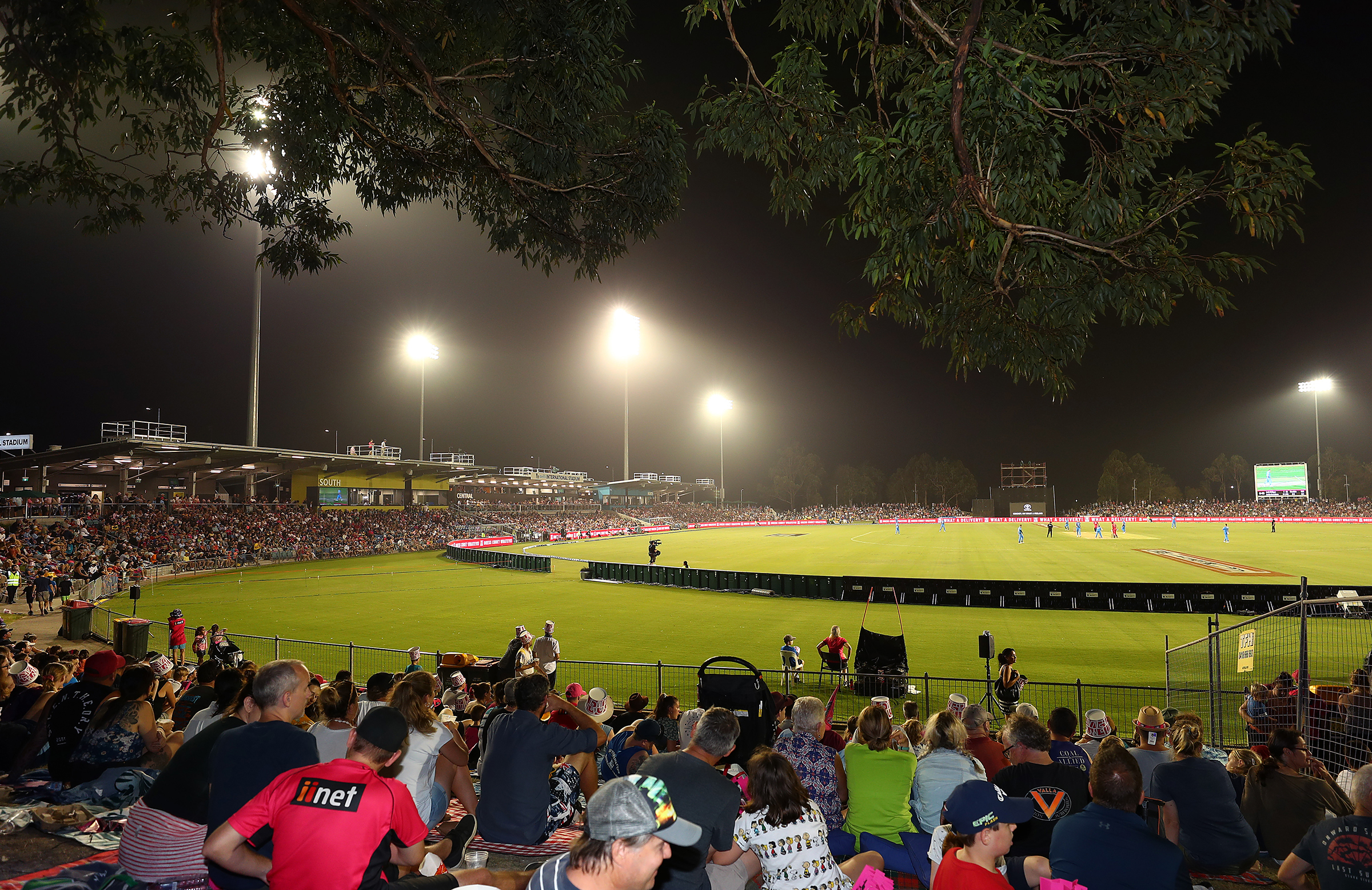 Coffs Harbour hosted its first BBL game last summer // Getty