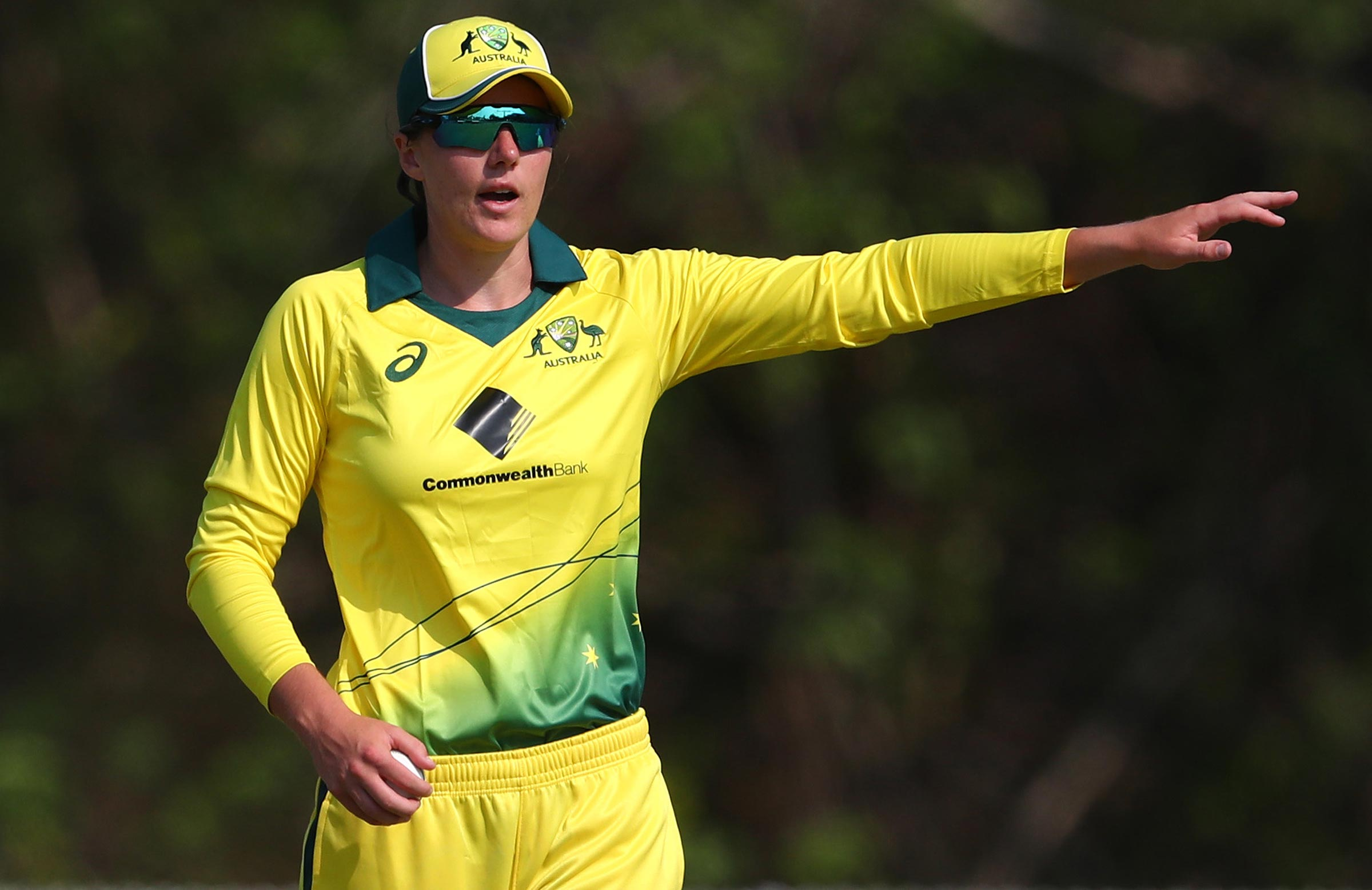 McGrath has been identified as a future Aussie leader // Getty