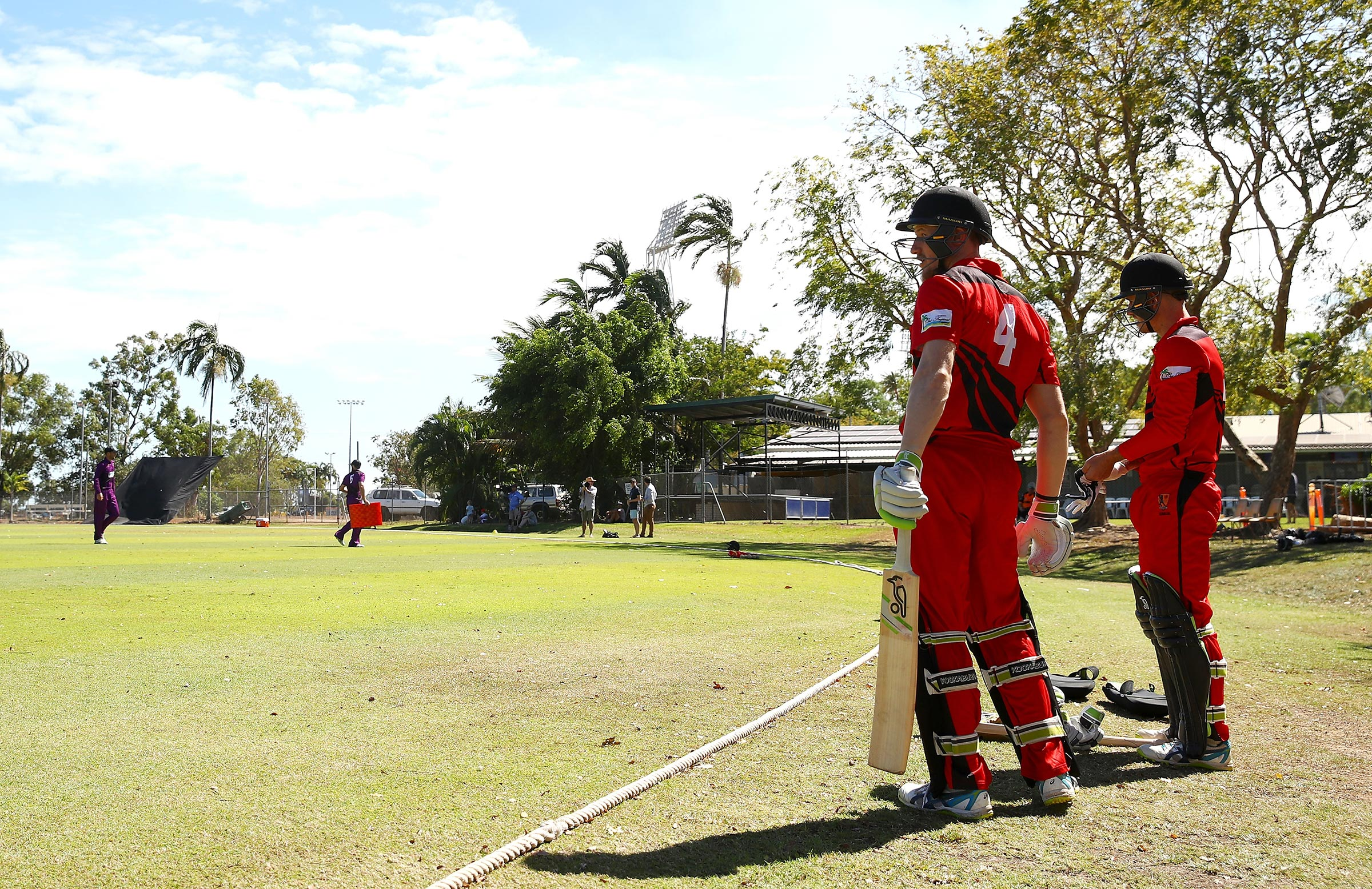Australia cricket returns on Saturday // Getty