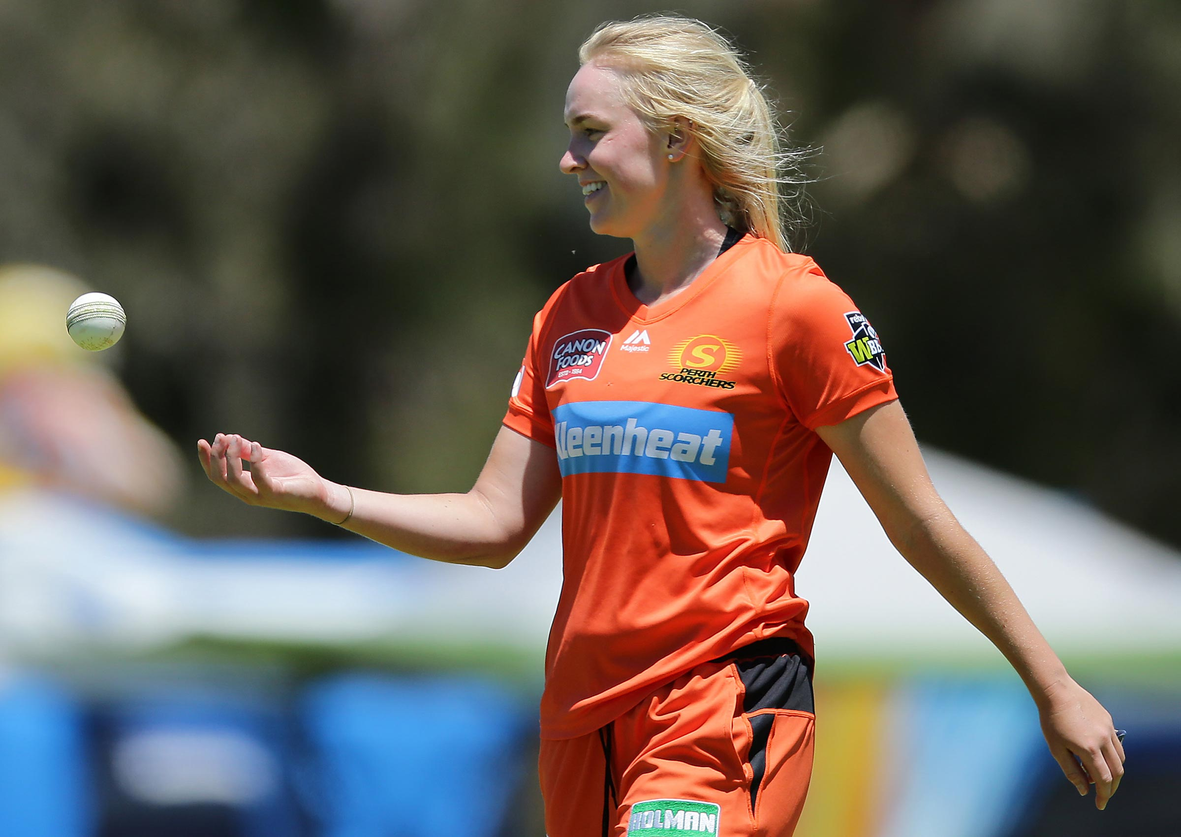 Garth playing for the Perth Scorchers last summer // Getty