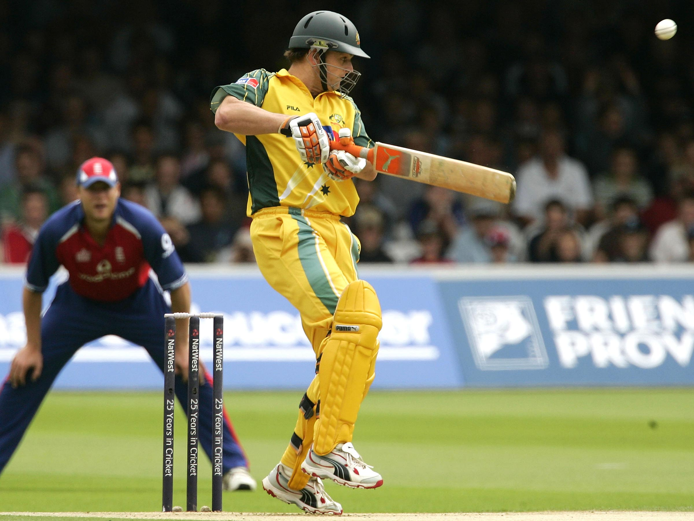 Gilchrist helped get Australia off to a flyer // Getty