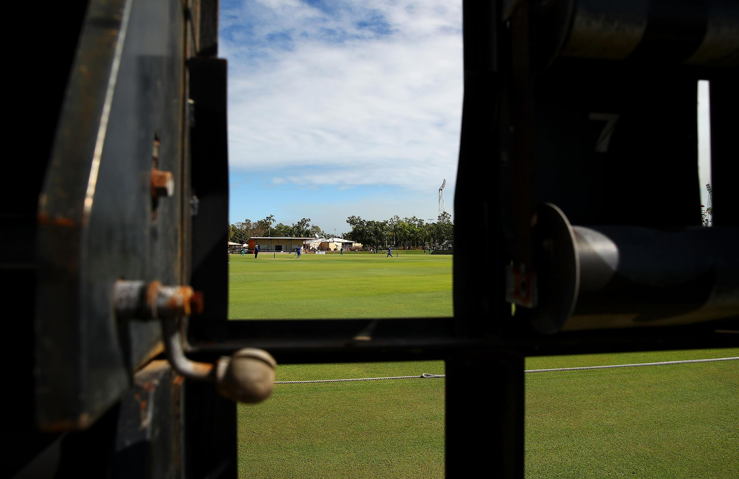 Local cricket is back after the COVID-19 shutdown // Getty