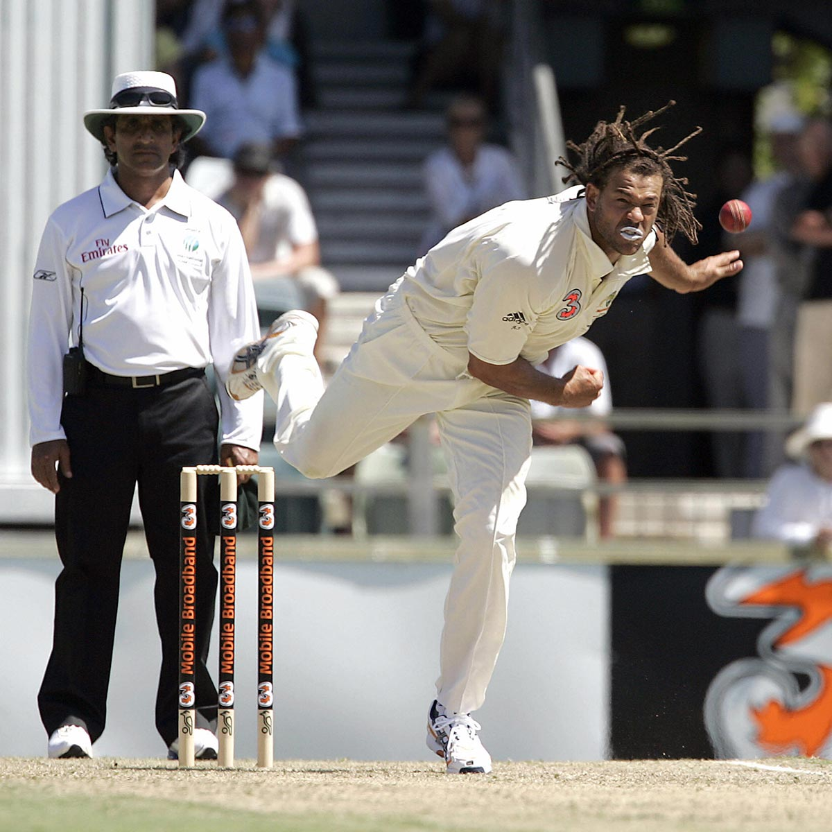 Andrew Symonds also bowled pace and spin at Test level // Getty