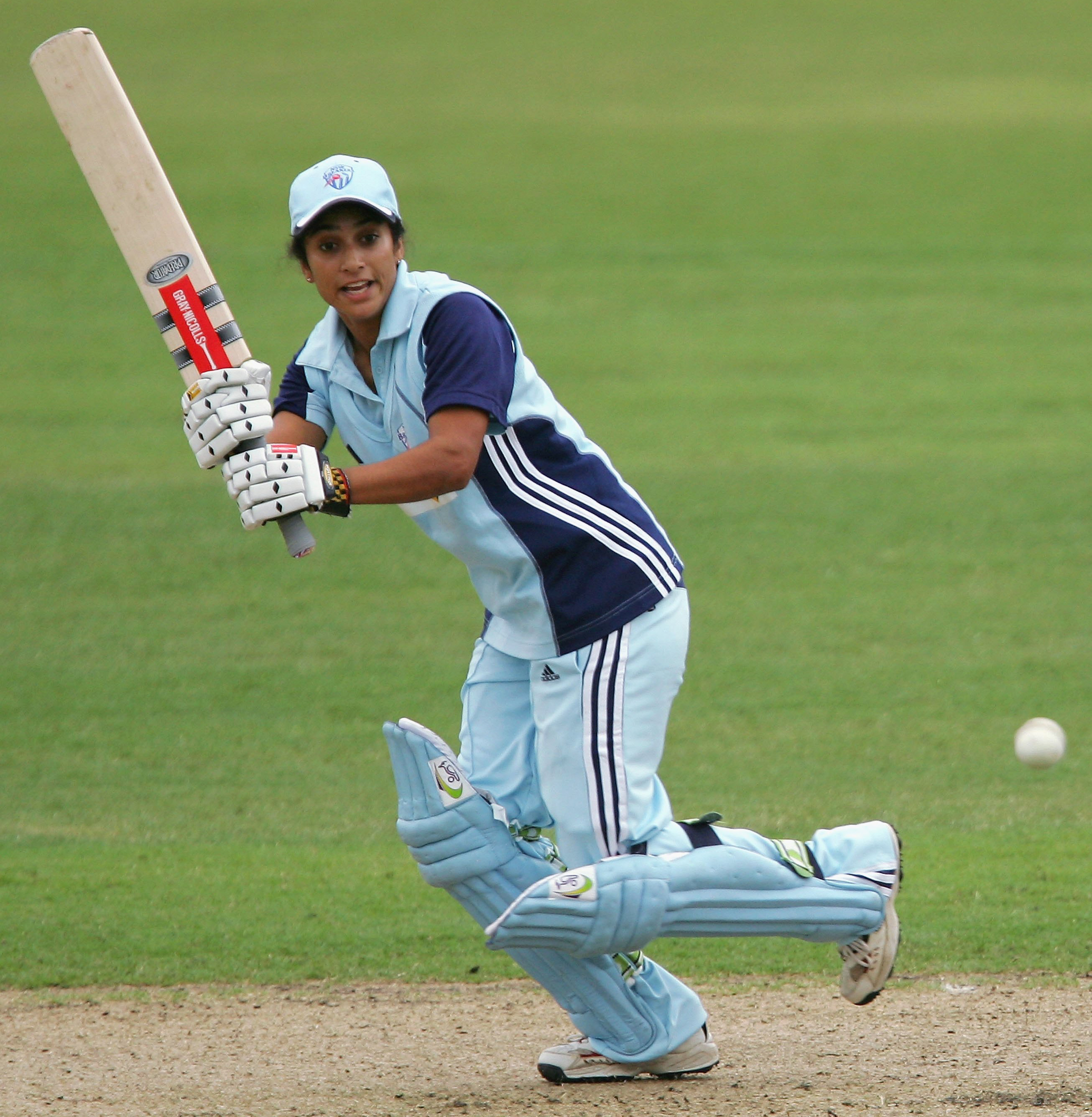 Sthalekar led NSW to the first five of 10 consecutive titles // Getty