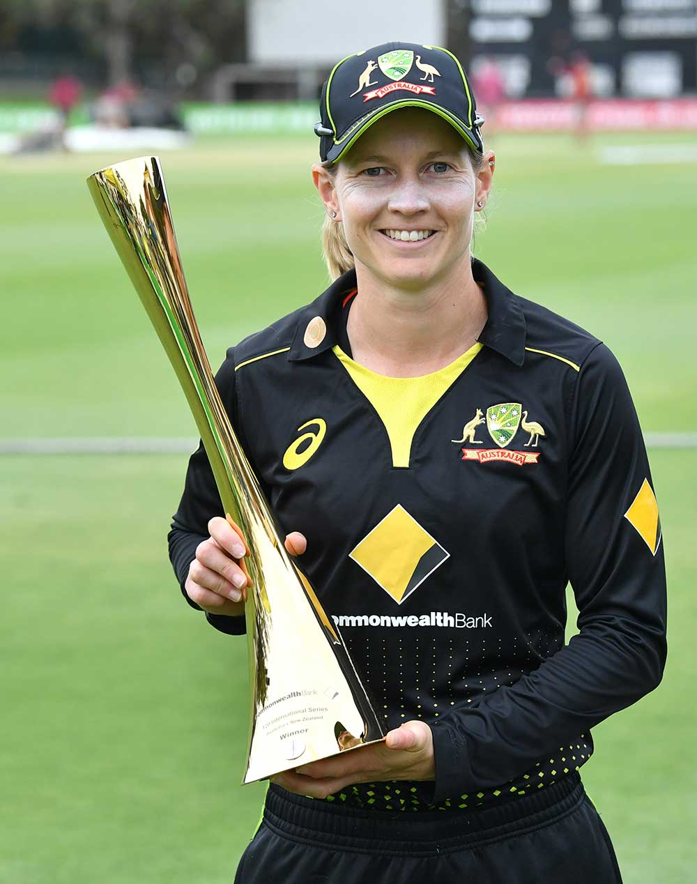 Australia claimed the T20 series 2-1 // AAP