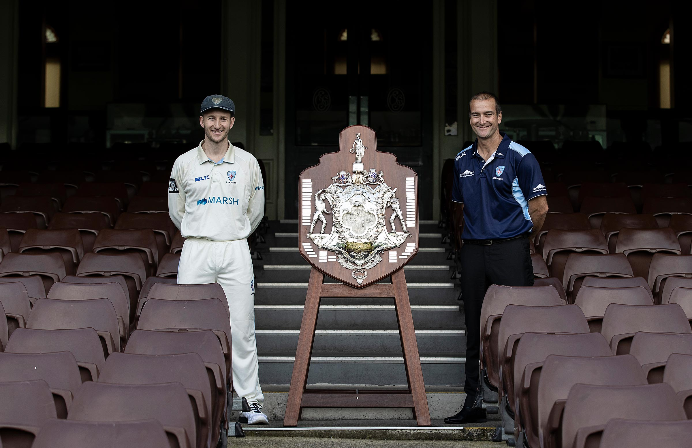 NSW are the defending Shield champions // Getty