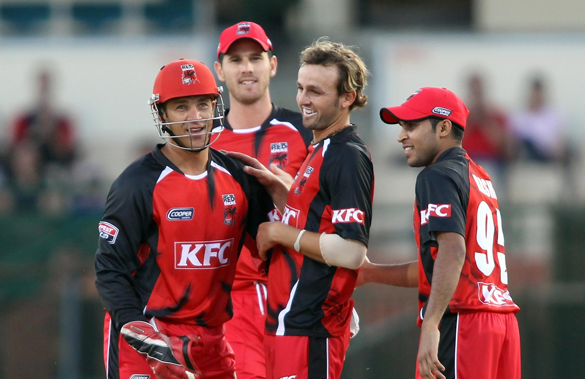 Lyon in his early days with the Redbacks // Getty