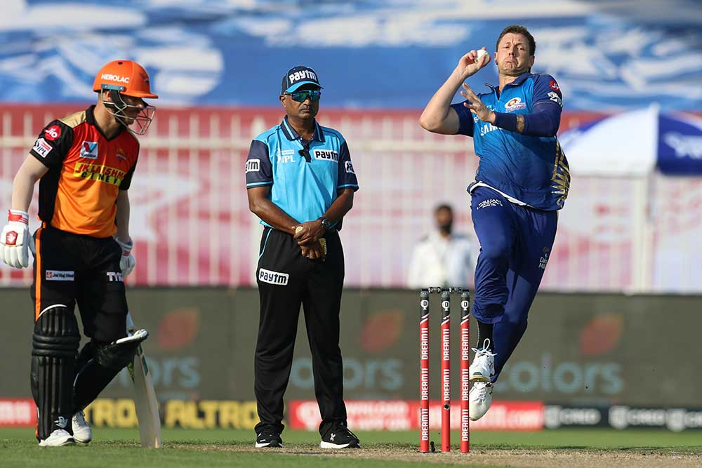 James Pattinson is taking a wicket every 17 balls // BCCI