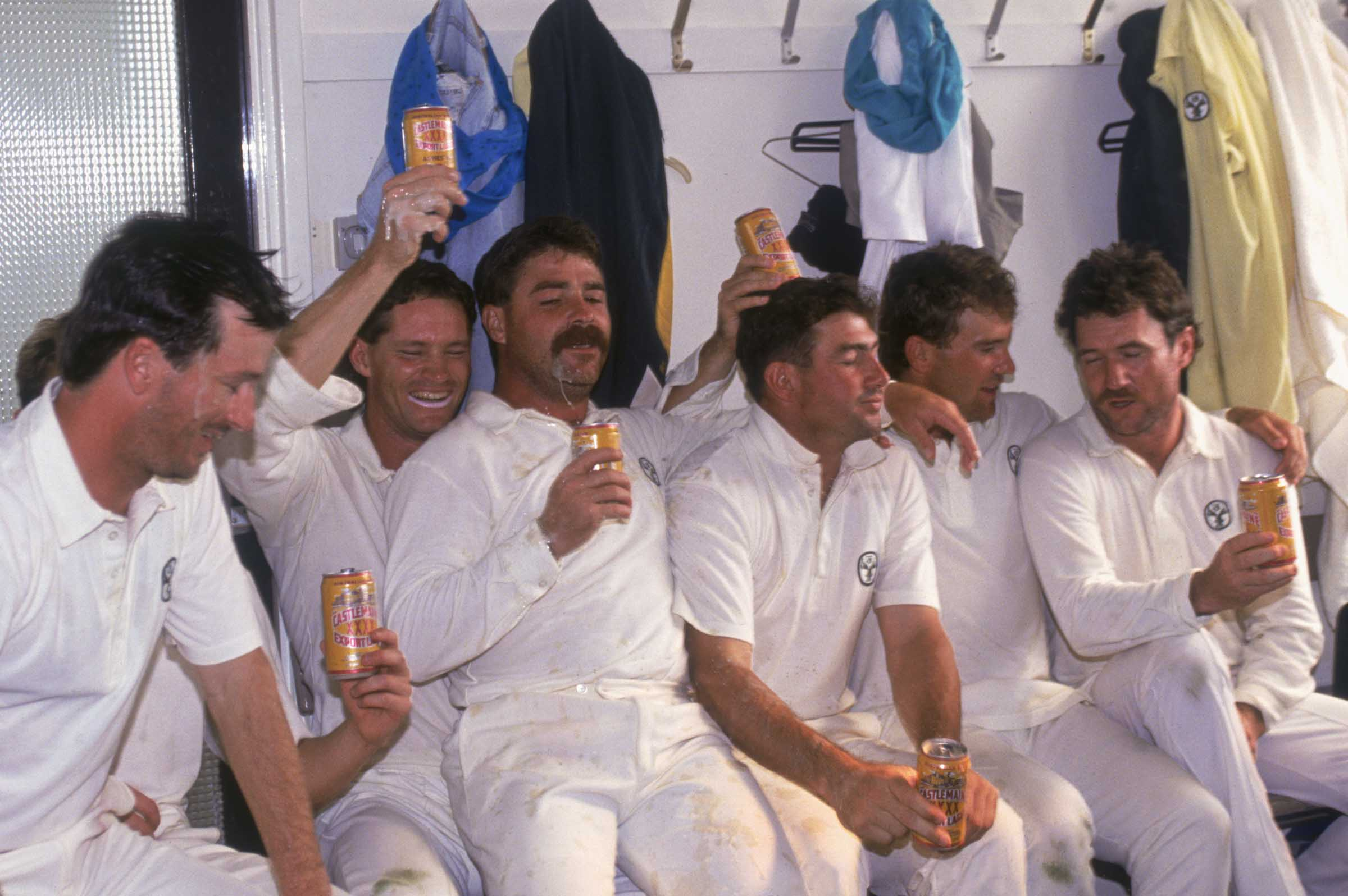 Success in the '89 Ashes marked a turning point in Australian cricket // Getty
