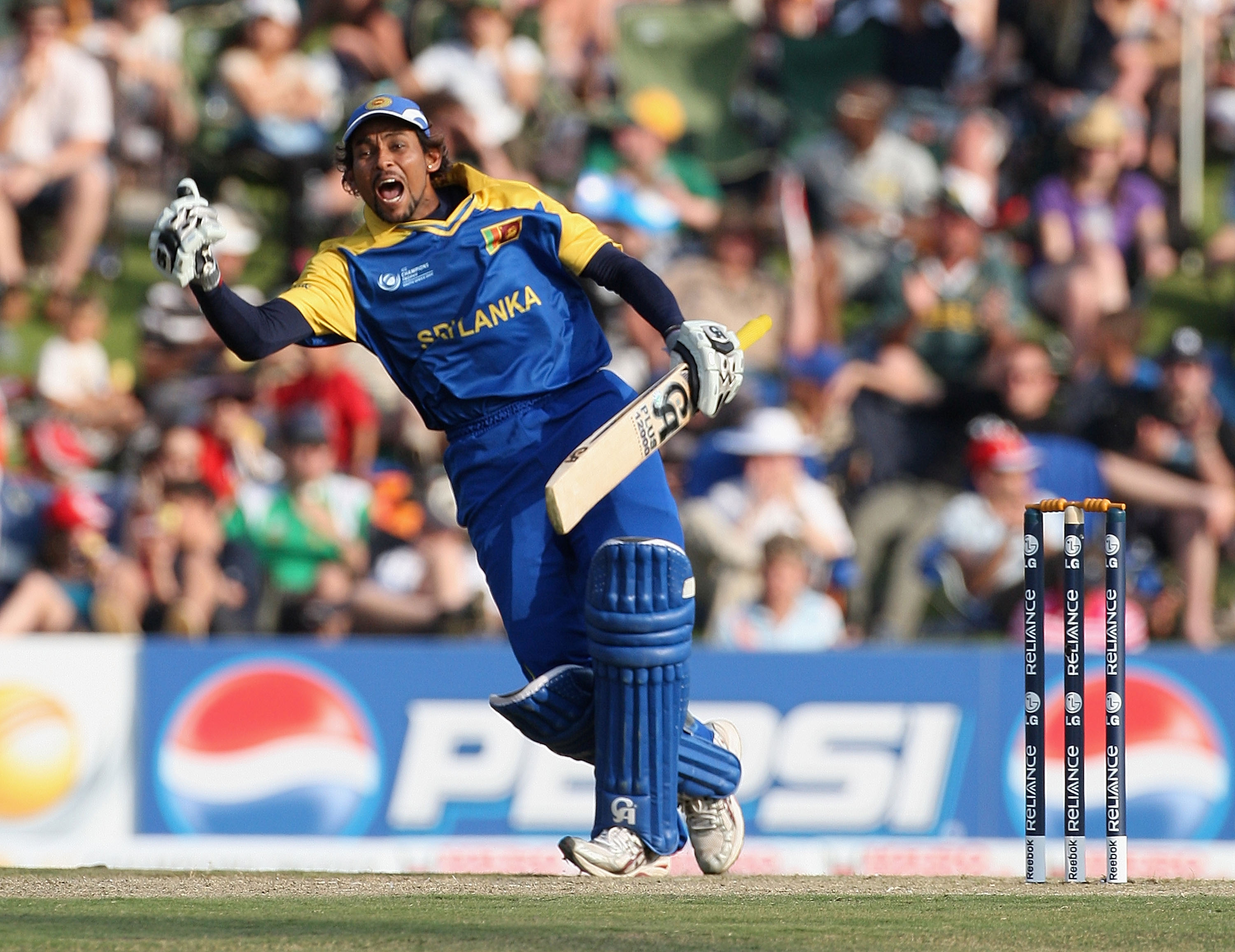 Dilshan scored 39 international tons in his 17-year career // Getty