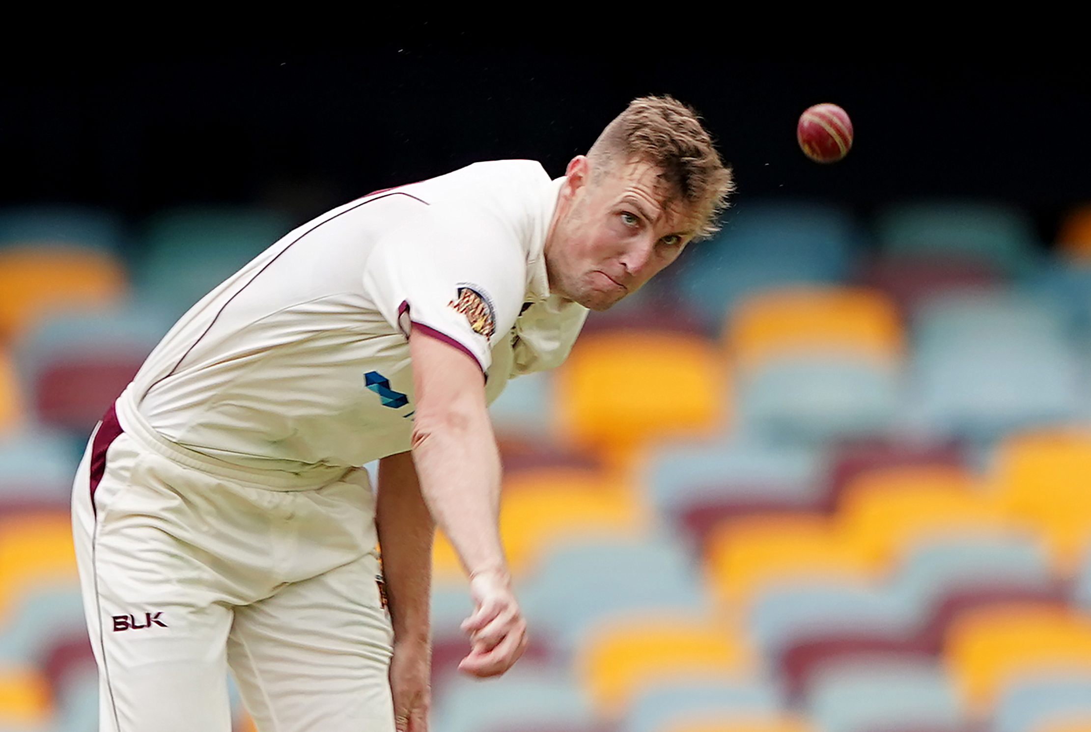 Stanlake has only played eight Sheffield Shield games since debuting in 2015 // Getty