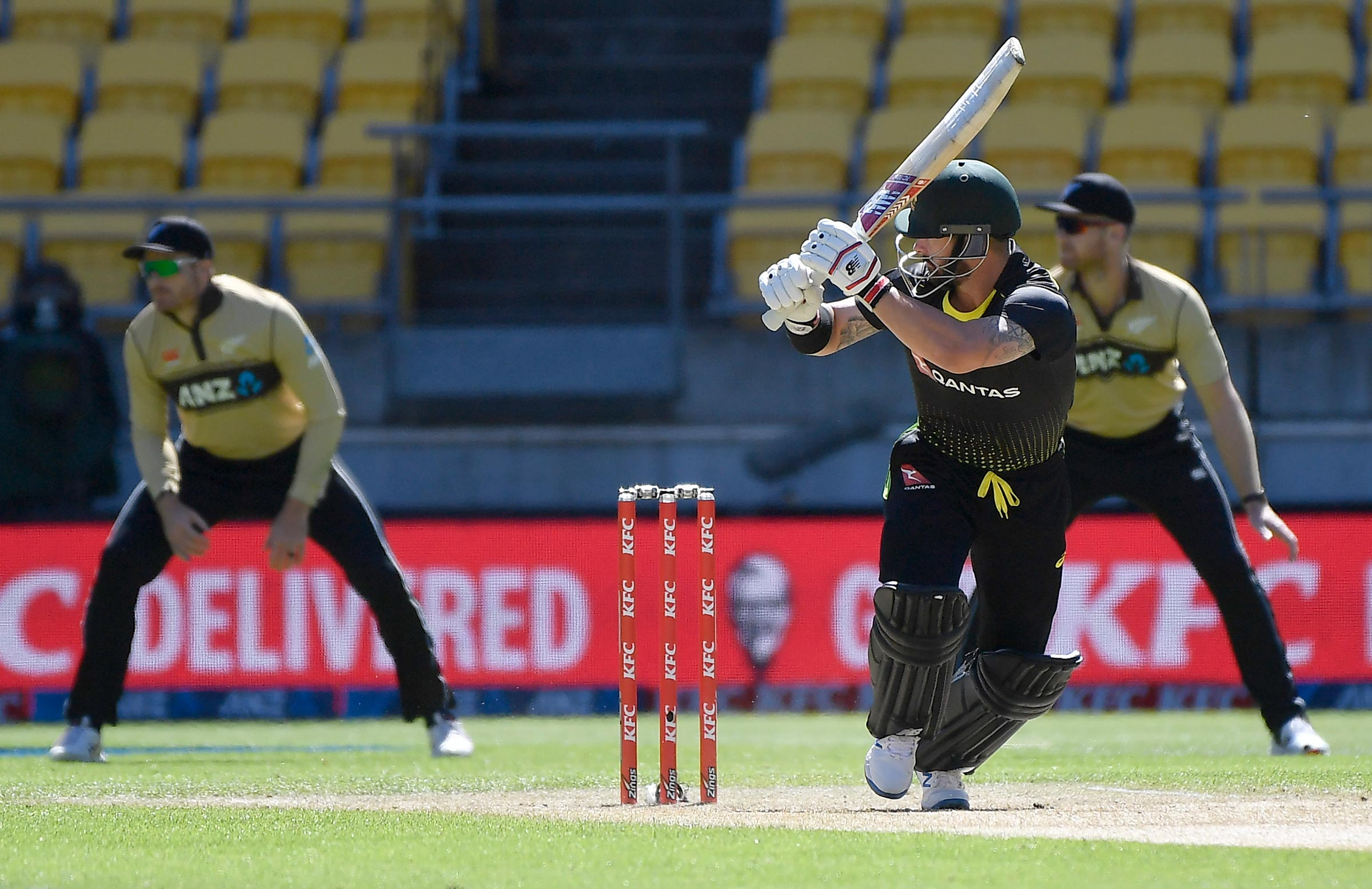 Wade top scored for the Australians // Getty