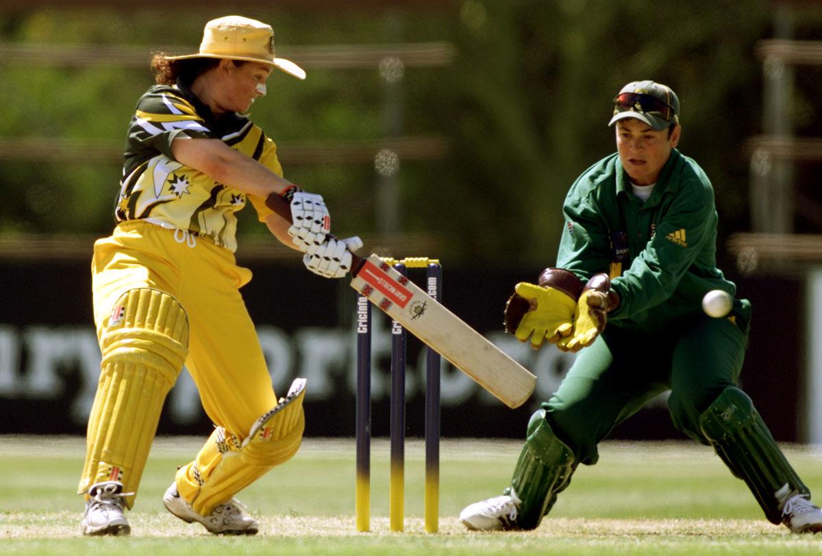 Karen Rolton dominated world cricket // Getty
