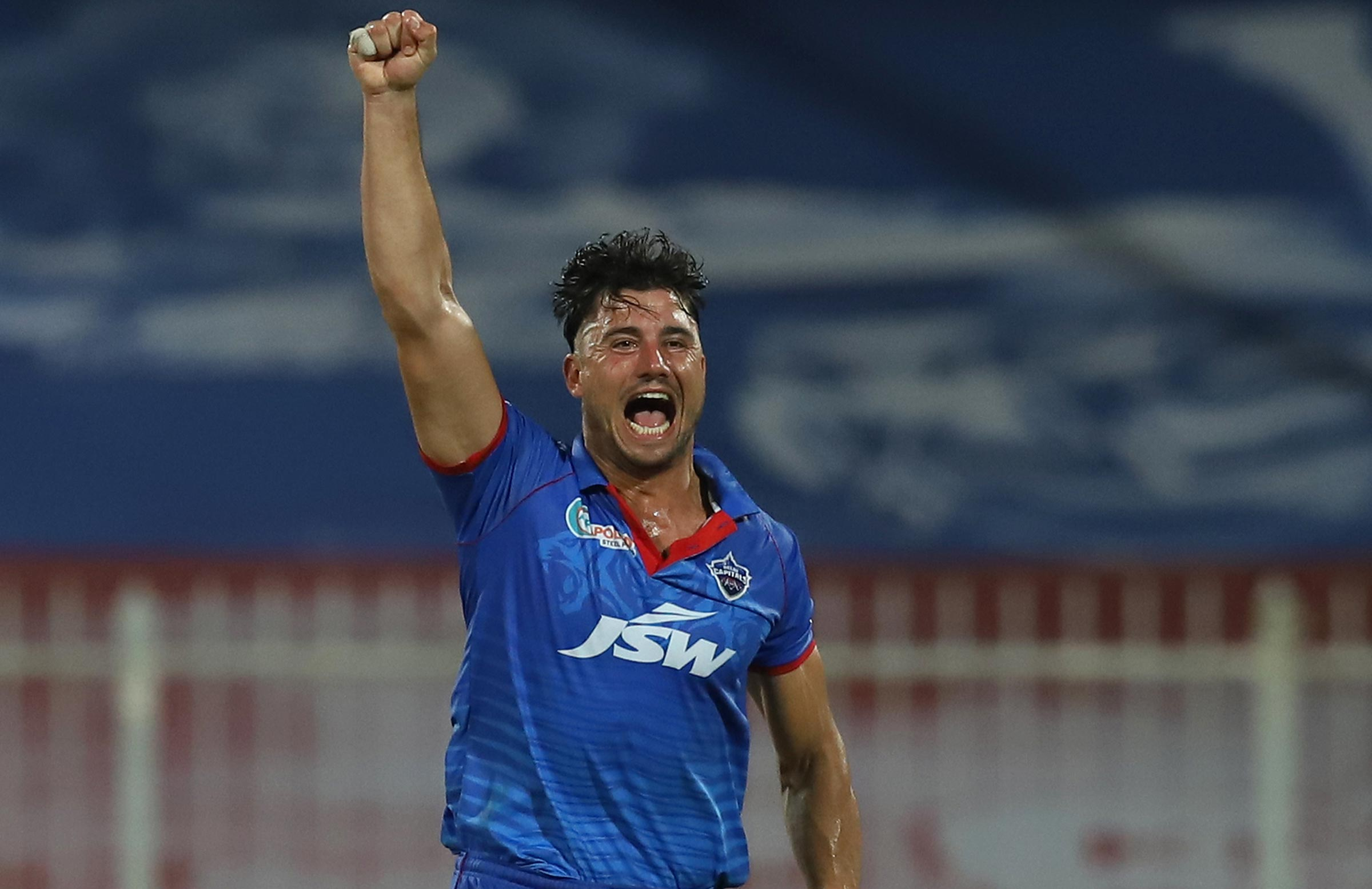 Stoinis will return to Delhi this season // BCCI-Sportzpics