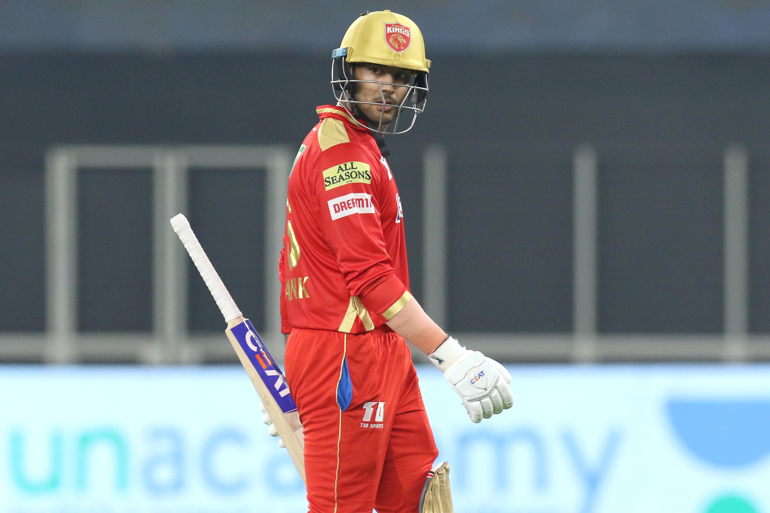 Mayank Agarwal finished one run short of an unbeaten ton // BCCI/IPL