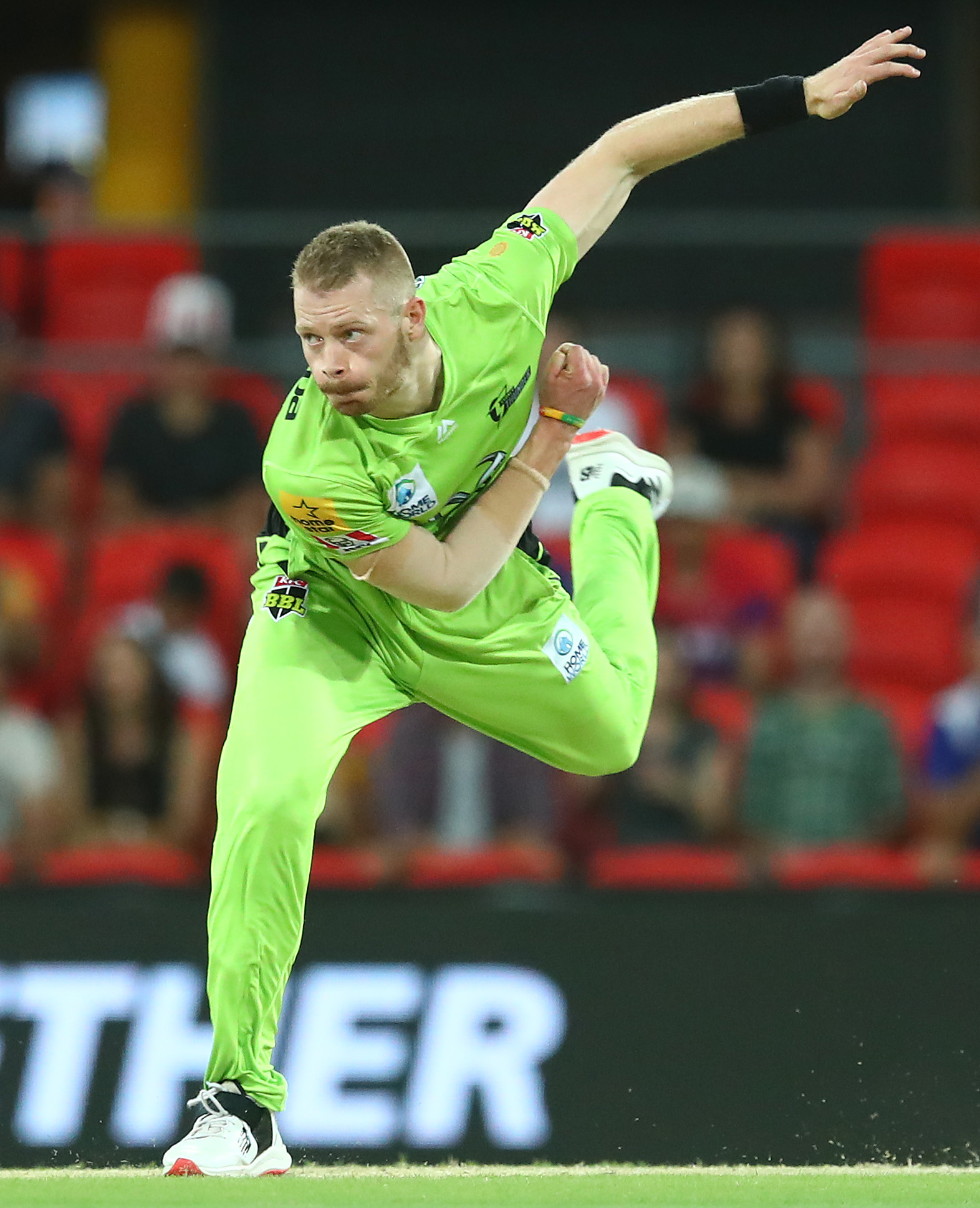 Sydney Thunder quick Nathan McAndrew has crossed from NSW to SA // Getty