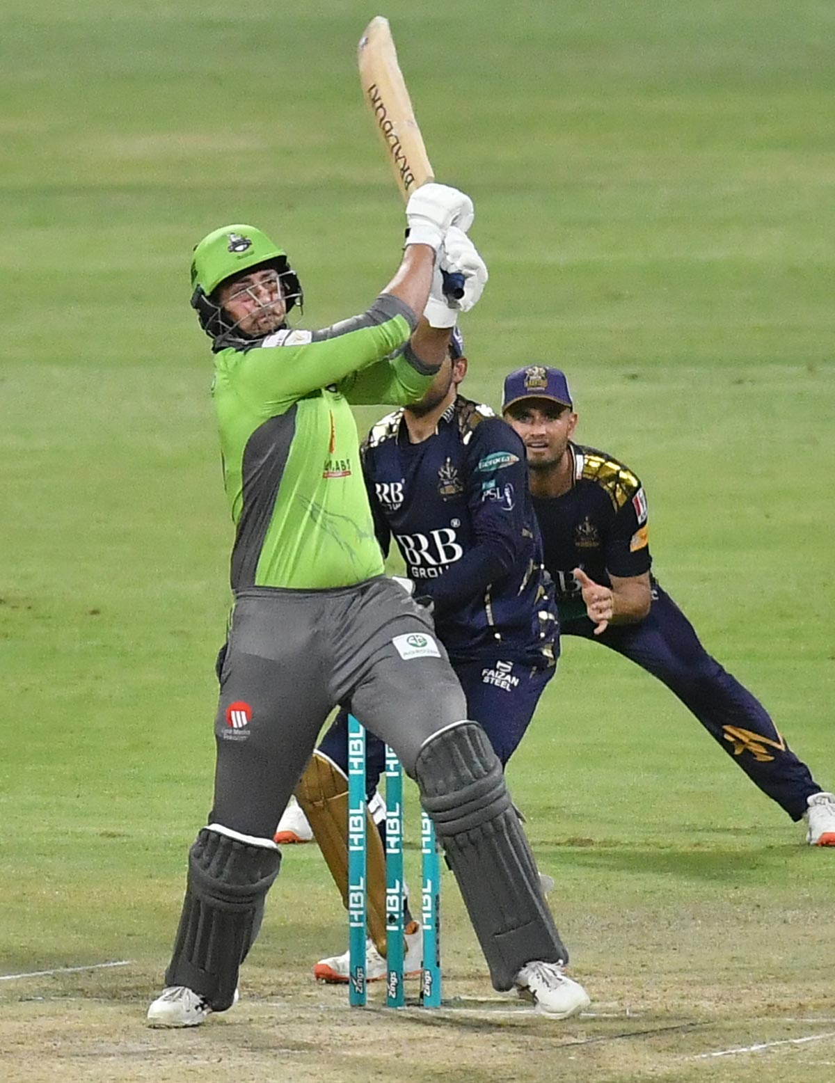 Tim David had a strike rate of xxx in the PSL // PCB