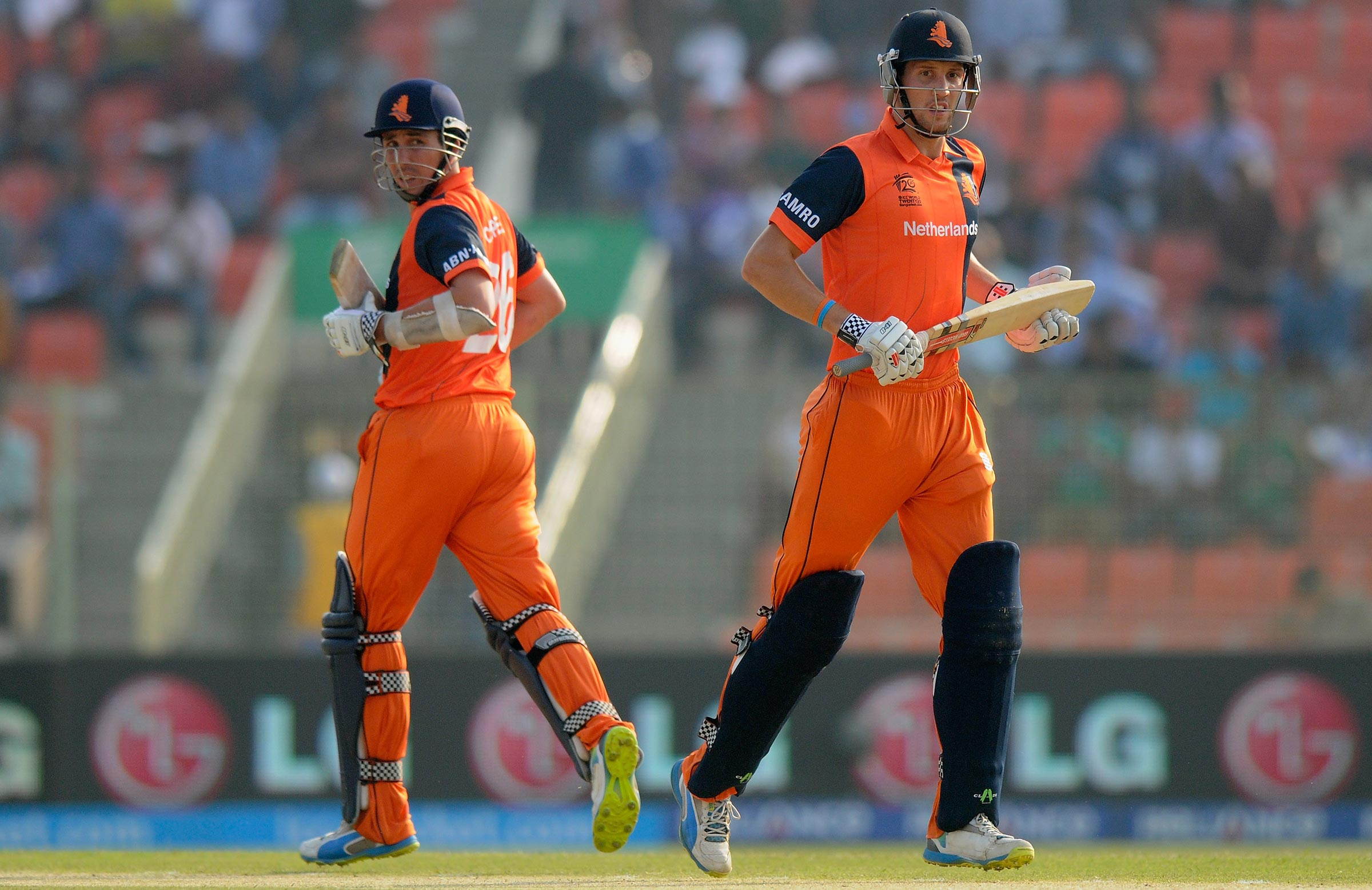 The Cooper brothers played together at two T20 World Cups // Getty
