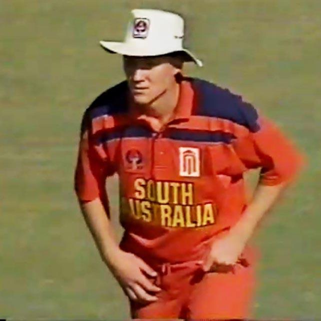 South Australia's James Brayshaw