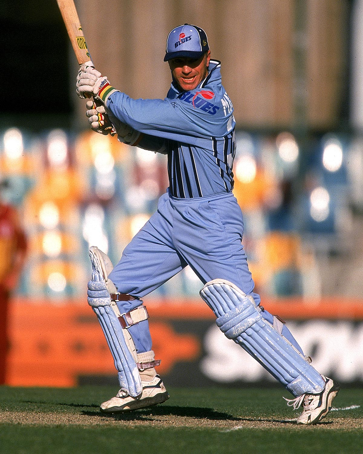Greg Matthews in one of his final games for NSW // Getty