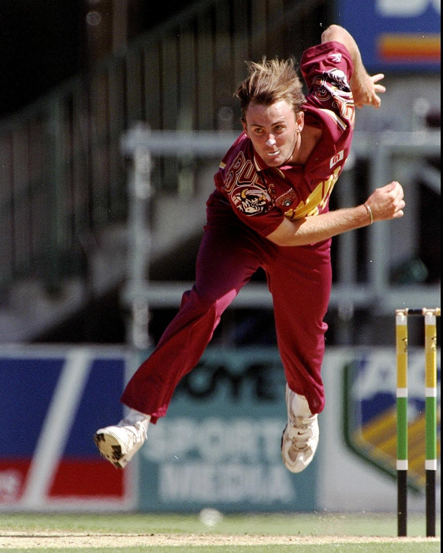 Queensland's Michael Miller // Getty