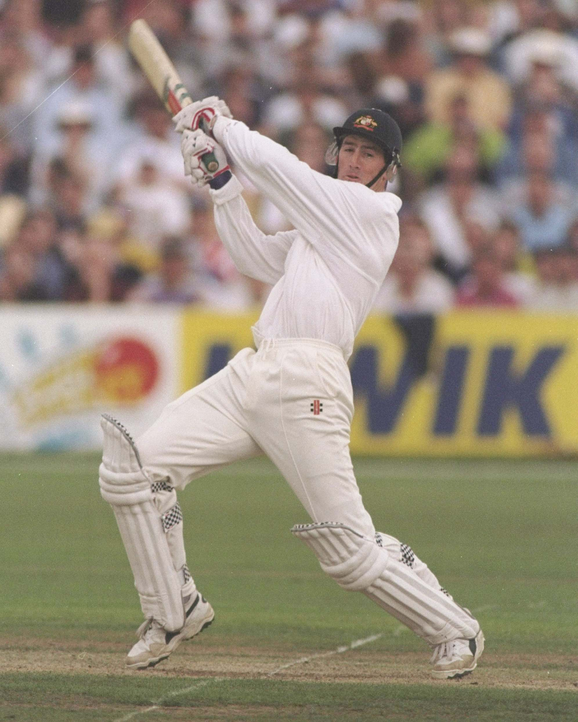 Elliott's three Test tons came in just eight Tests in 1997 // Getty