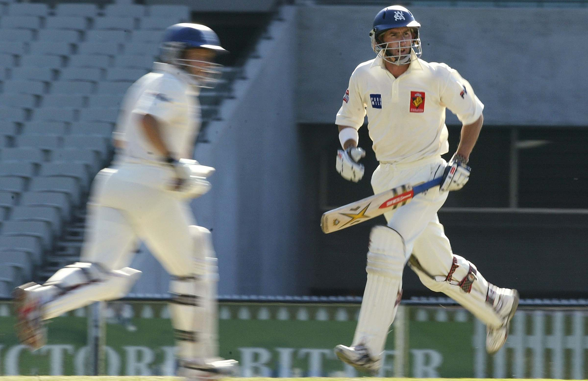 Elliott and Victoria's batsmen dominated the early part of the century // Getty