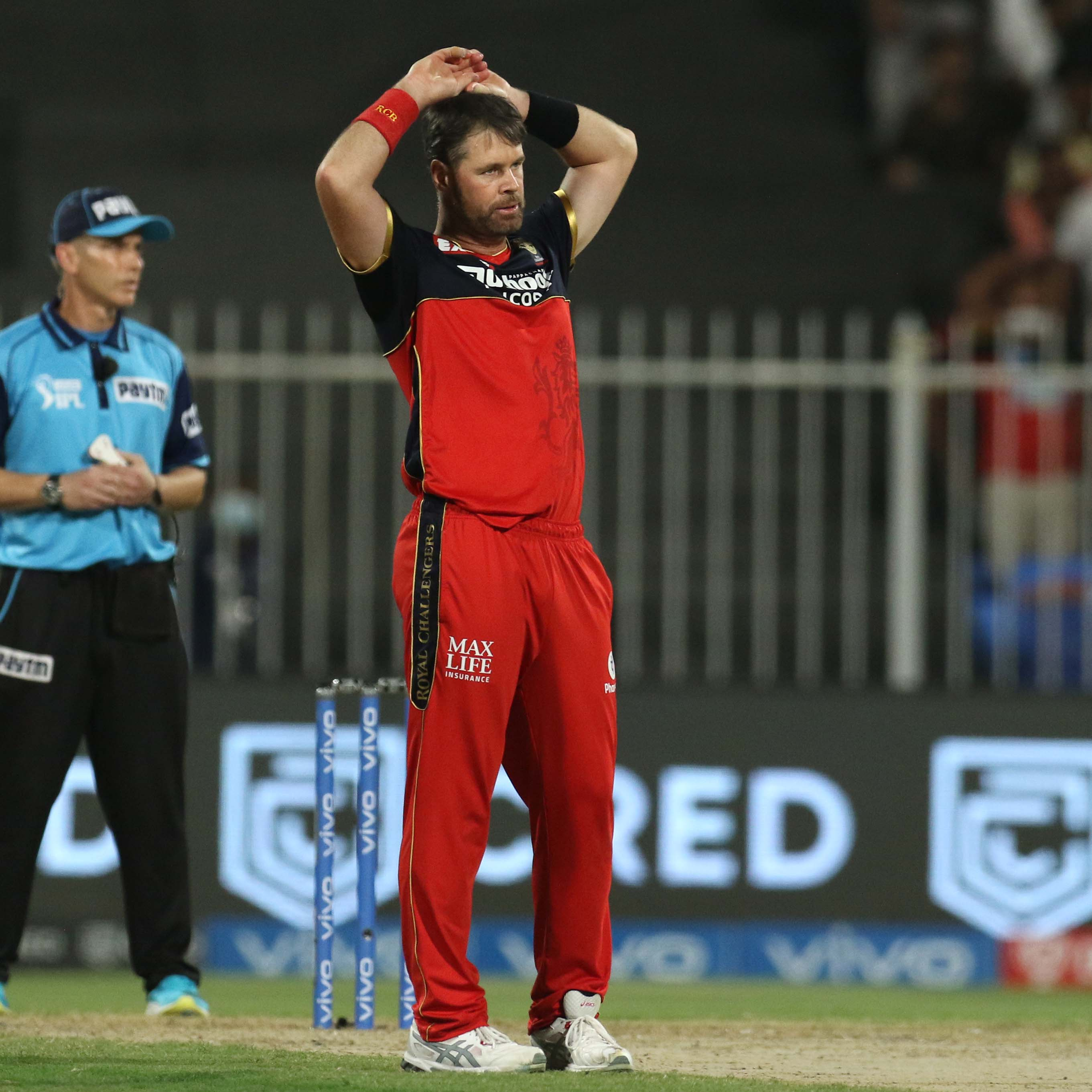 Christian conceded 29 runs from his 10 balls // BCCI-Sportzpics