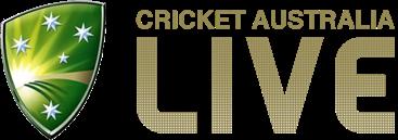 Cricket Australia Live The Official App Cricket Com Au